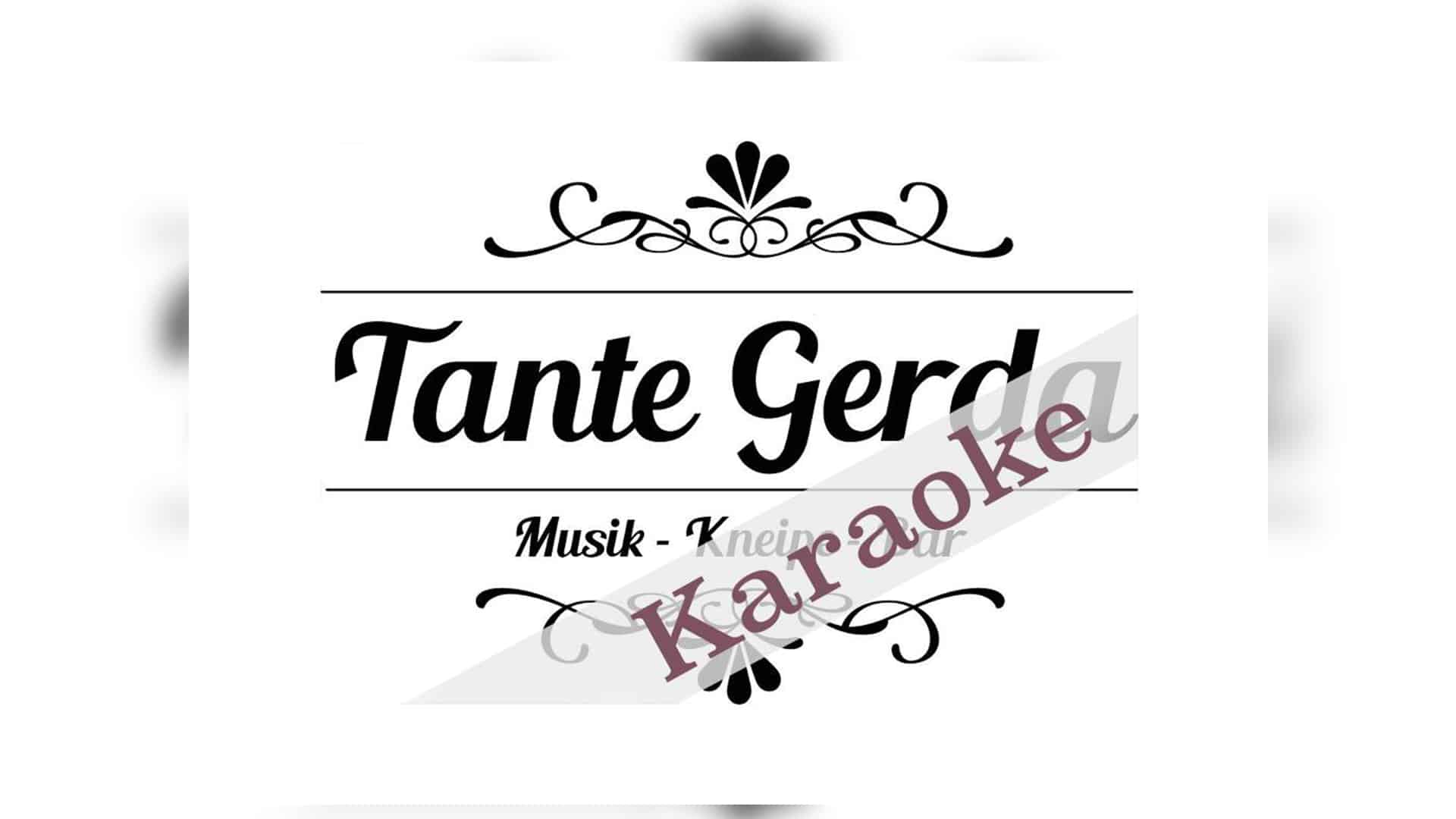 Karaoke-Abend  mit über 25.000 Songs