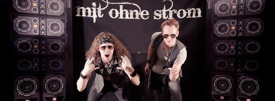 Live: Mit ohne Strom (Rock/Pop)