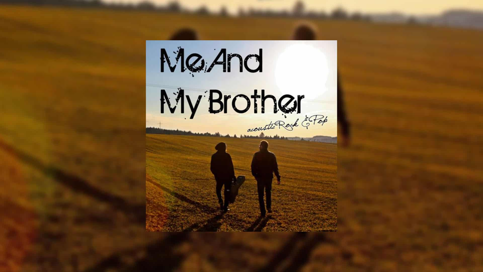 Live: Me and my Brother (Acoustic Rock)