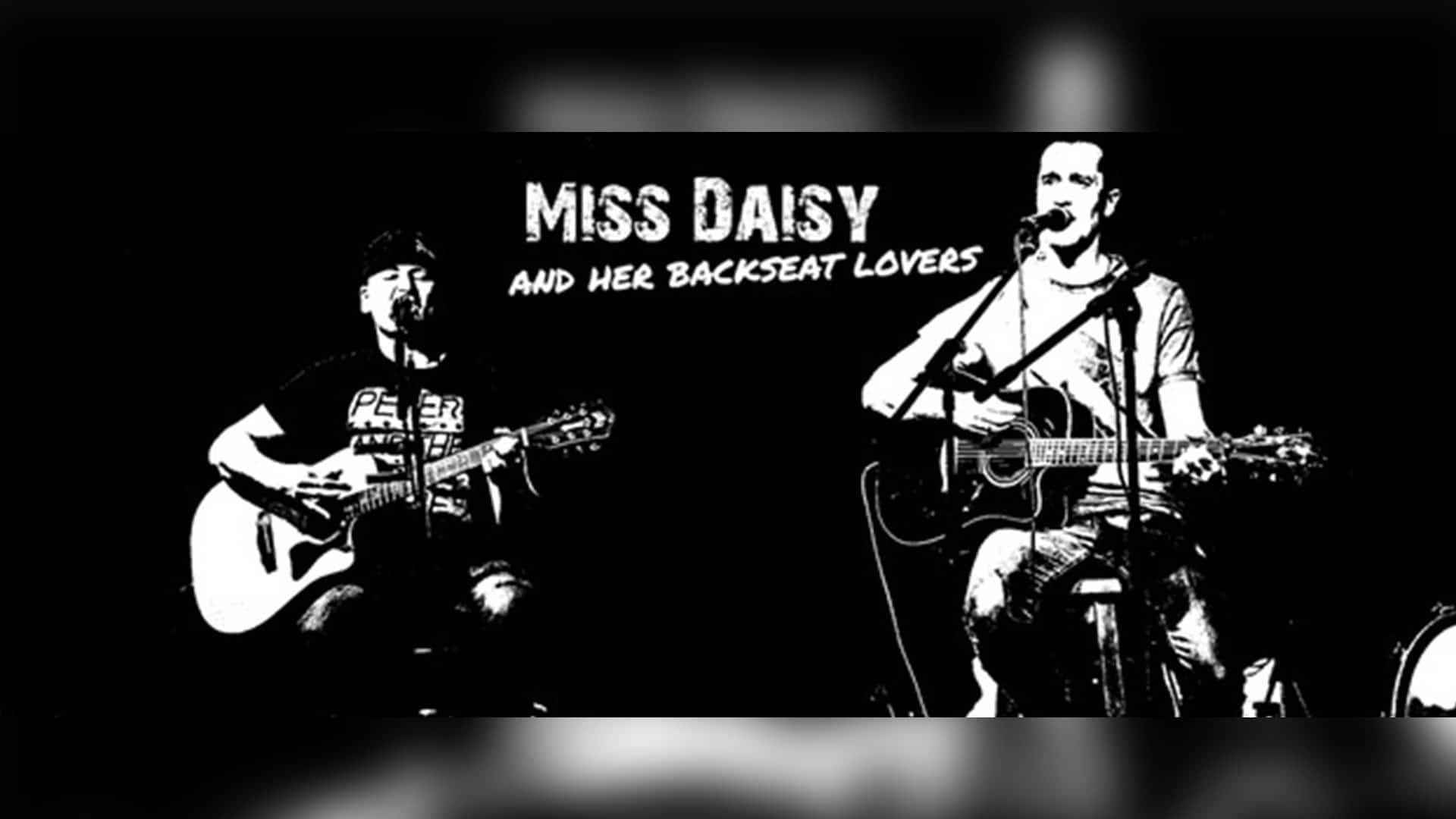 Live: Miss Daisy and her backseatlovers (Little Kurpfalz Cover)